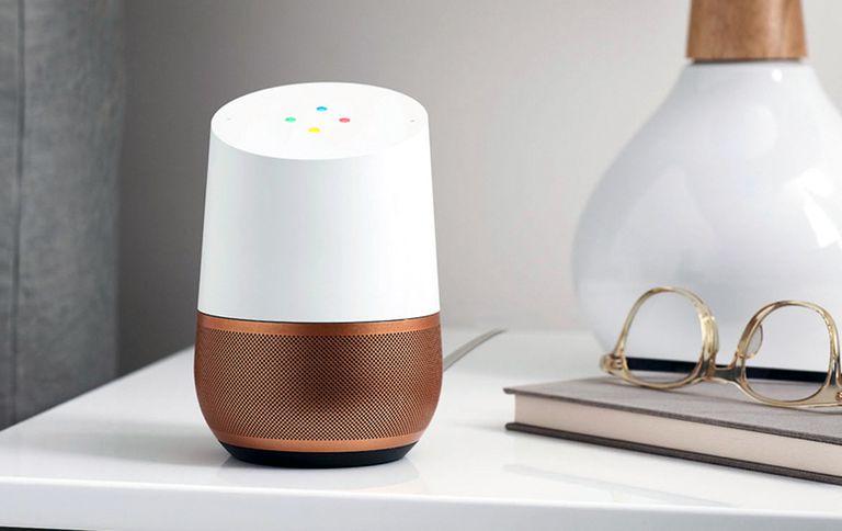 google home en entreprise